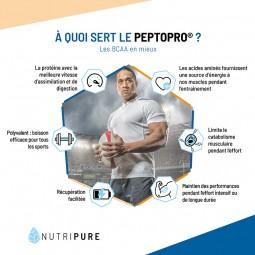 peptopro musculation